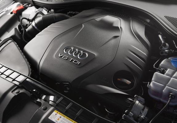 Audi a6 30 tdi quattro 2005 spec