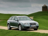 Photos of Audi A6 Allroad 2.7 TDI quattro UK-spec (4F,C6) 2008–11
