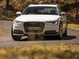 Photos of Audi A6 Allroad 3.0 TDI quattro AU-spec (4G,C7) 2012
