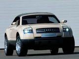 Audi Steppenwolf Concept 2000 wallpapers