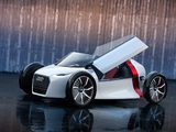 Audi Urban Spyder Concept 2011 pictures