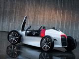 Audi Urban Spyder Concept 2011 wallpapers