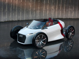 Audi Urban Spyder Concept 2011 wallpapers