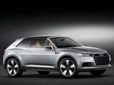 Audi Crosslane Coupe Concept 2012 photos