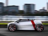 Images of Audi Urban Spyder Concept 2011
