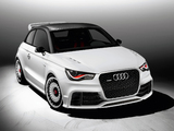 Photos of Audi A1 lubsport quattro Concept 2011