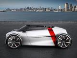 Photos of Audi Urban Spyder Concept 2011