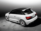 Pictures of Audi A1 lubsport quattro Concept 2011