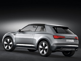 Pictures of Audi Crosslane Coupe Concept 2012