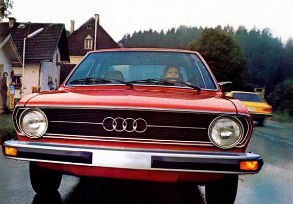 Audi Fox 2 Door 1973 79 Wallpapers 640x480
