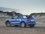 Audi Q2 TFSI S line ZA-spec 2017 wallpapers