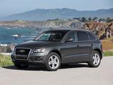 Audi Q5 3.2 quattro US-spec (8R) 2009 wallpapers