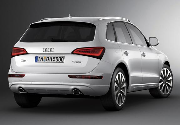 Audi Q5 2012 Wallpapers 3 B Jpg