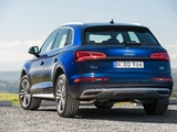 Audi Q5 TDI quattro AU-spec 2017 wallpapers