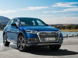 Images of Audi Q5 TDI quattro AU-spec 2017