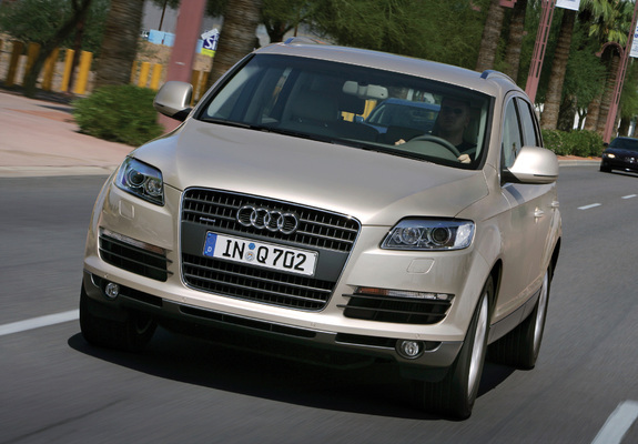 Images Of Audi Q7 3 0 Tdi Quattro 2005 09 1024x768