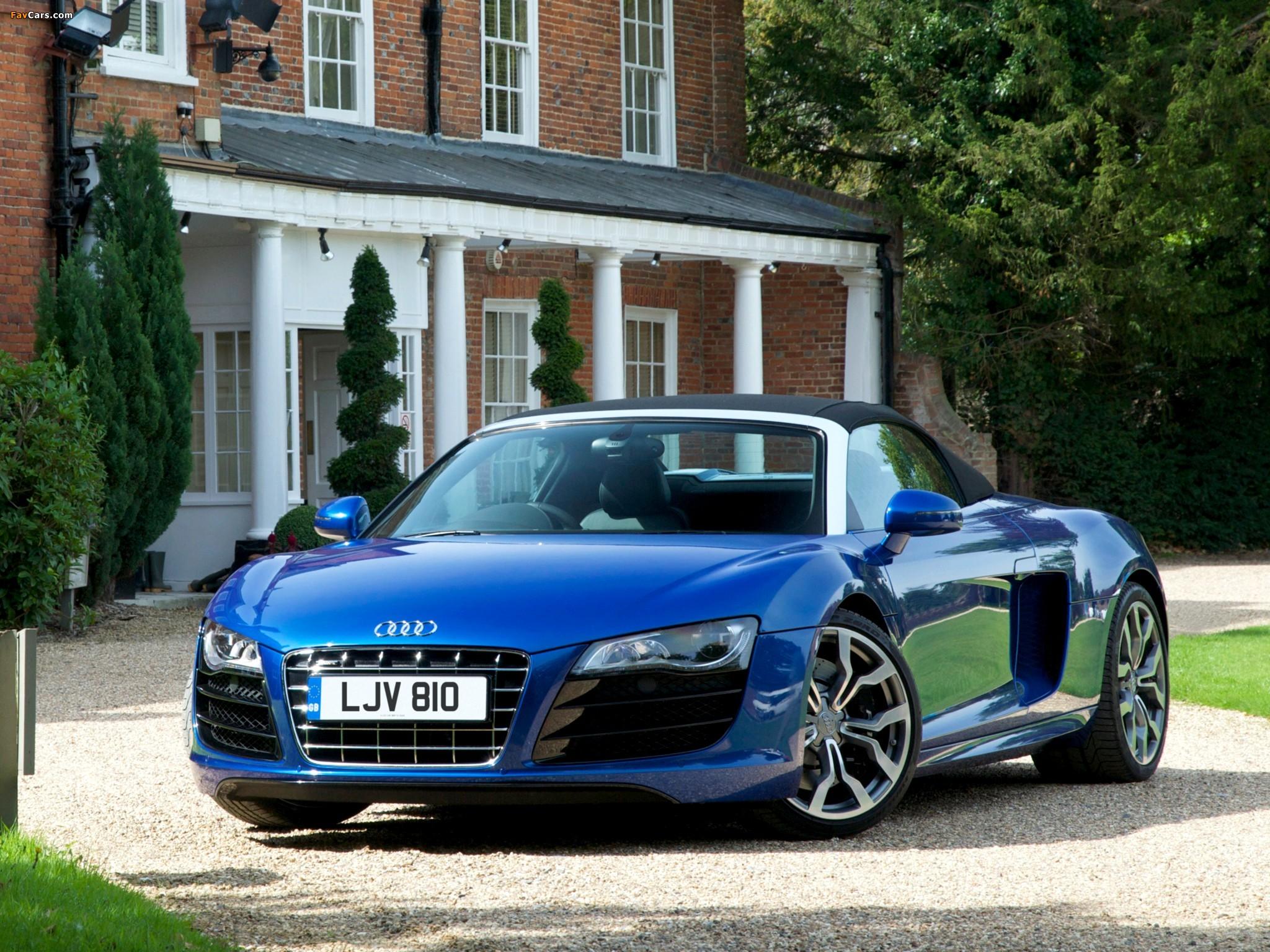голубая Audi  № 2421773  скачать