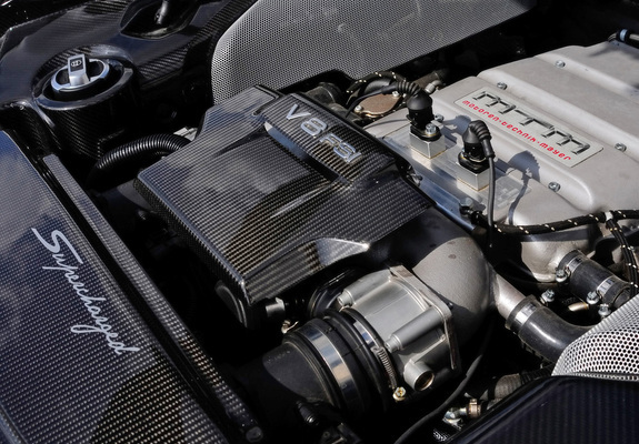 Wallpapers Of Mtm Audi R8 R Supercharged 2008 1600x1200