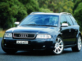 Audi RS 4 Avant AU-spec (B5,8D) 2000–01 photos