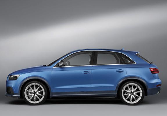 Audi Rs Q3 Concept 2012 Pictures 1600x1200