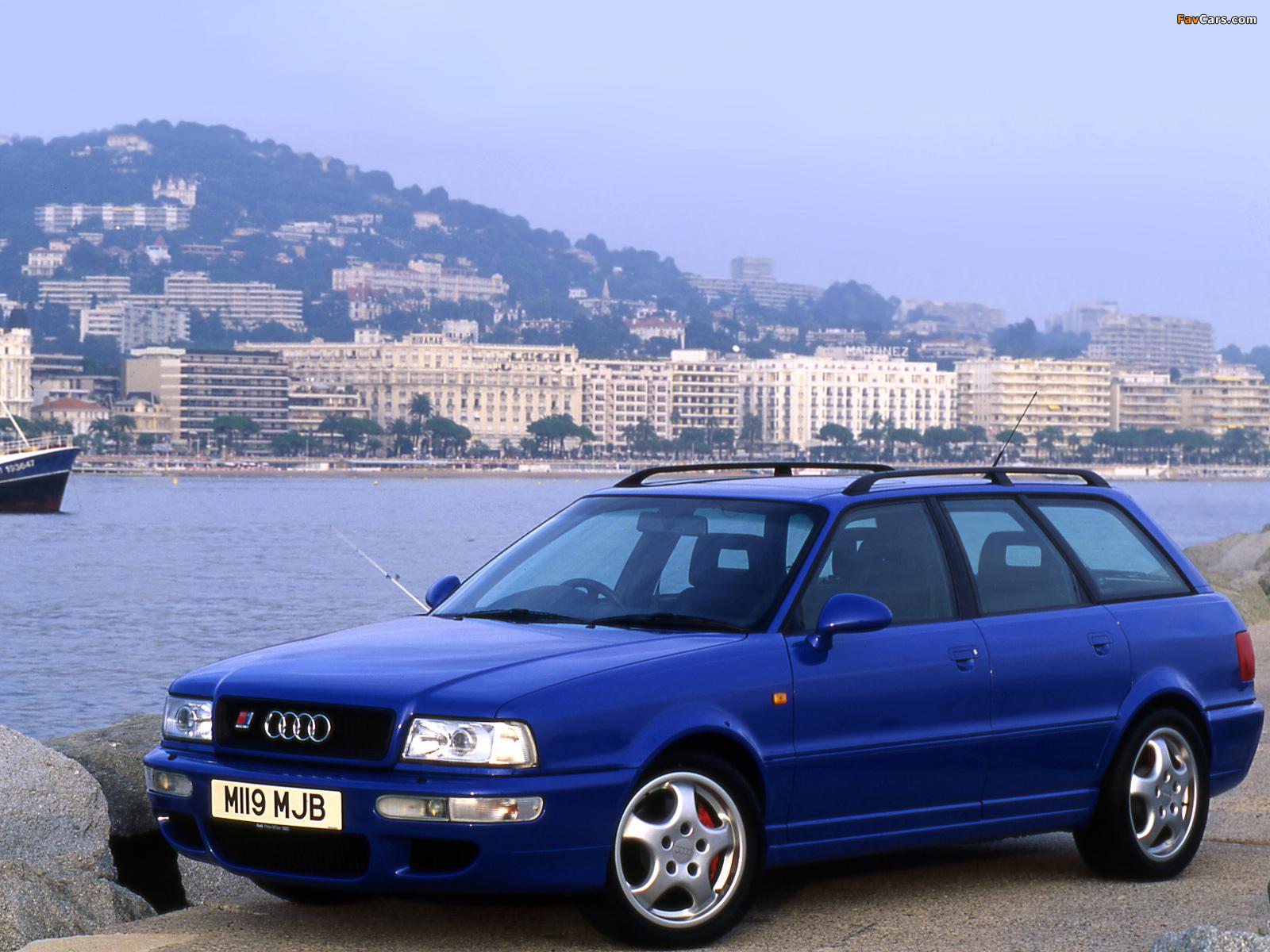 Photos Of Audi Rs2 Uk Spec 8c B4 1994 95 1600x1200