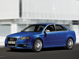 Audi RS4 Sedan (B7,8E) 2005–07 pictures