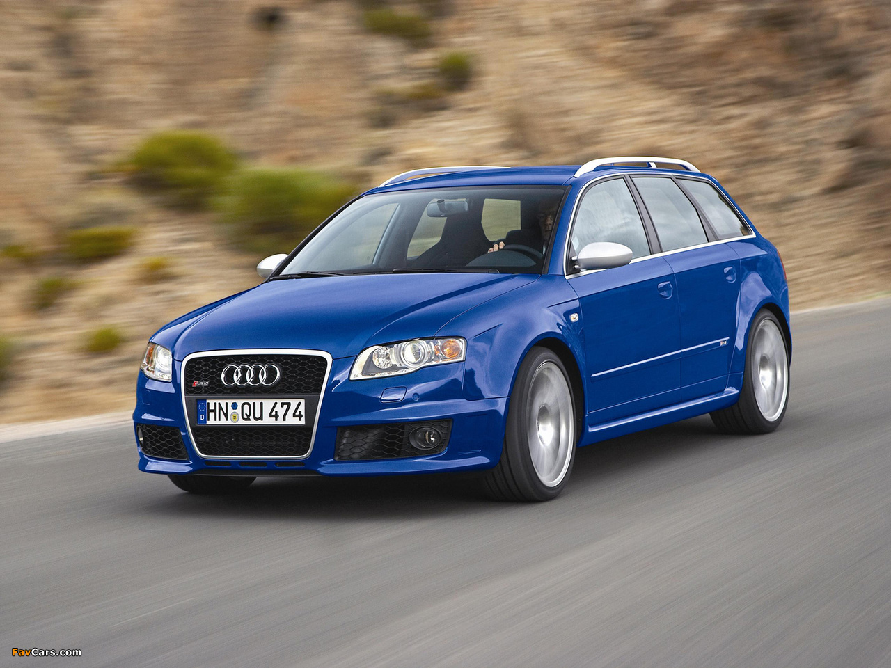 Audi Rs4 Avant B7 8e 2006 08 Wallpapers 1280x960