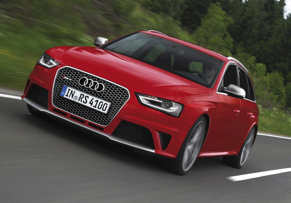 Audi Rs4 Avant B8 8k 2012 Pictures 1280x960