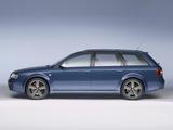Audi RS6 plus Avant (4B,C5) 2004 wallpapers