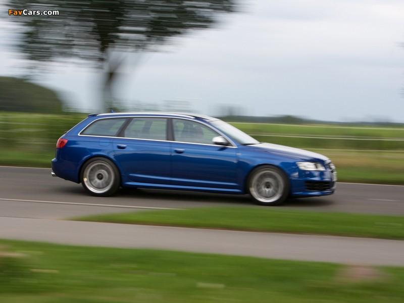 Imsa Audi Rs6 Avant 4f C6 2008 Wallpapers 800x600