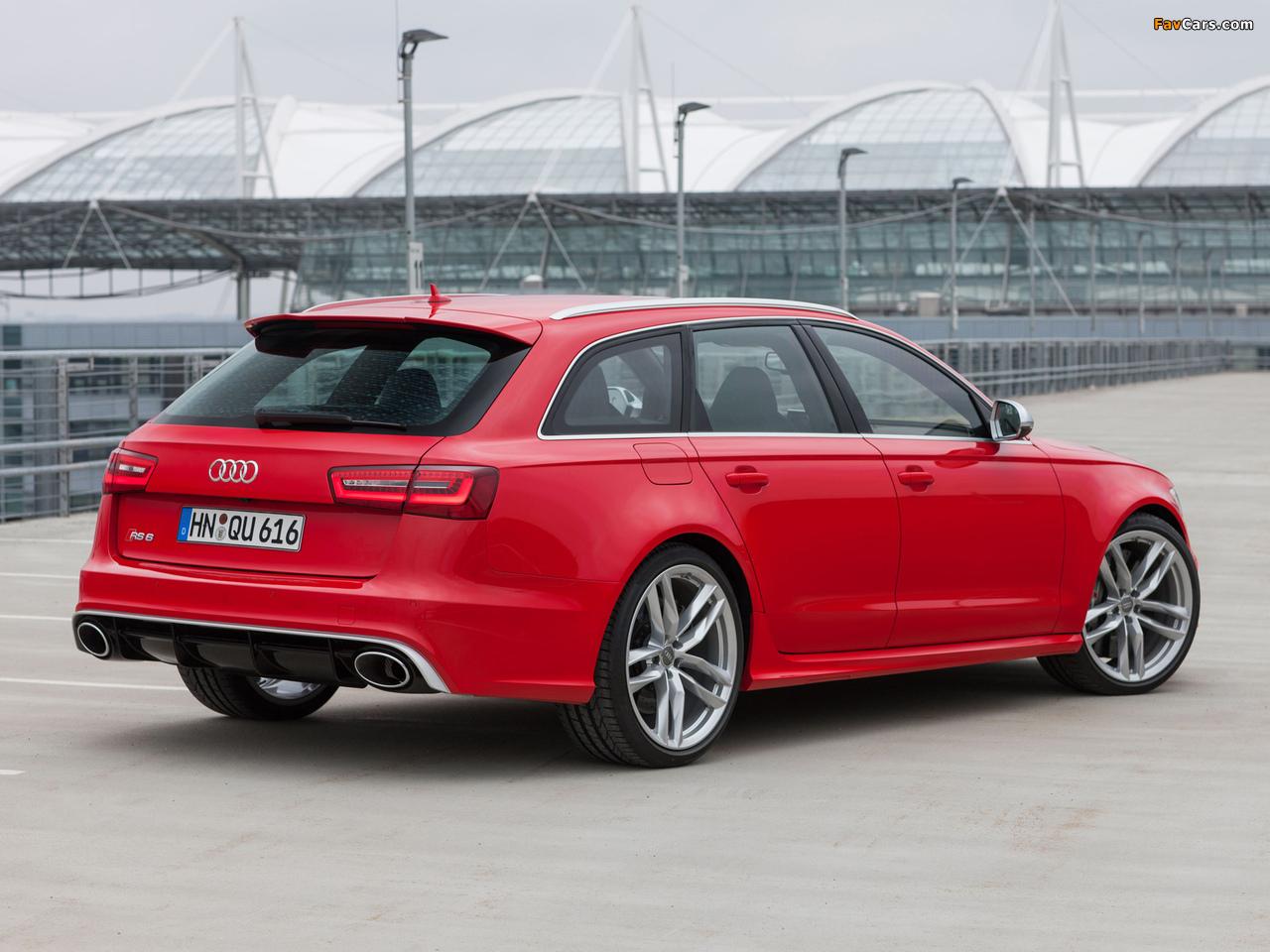 Photos Of Audi Rs6 Avant 4g C7 2013 1280x960