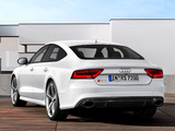Audi RS7 Sportback 2013 wallpapers
