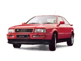 Audi S2 Coupe UK-spec (89,8B) 1990–96 photos