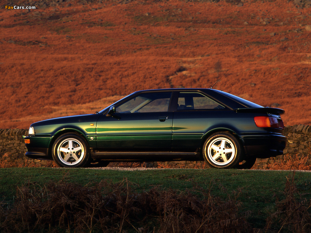 Audi S2 Coupe Uk Spec 89 8b 1990 96 Pictures 1024x768