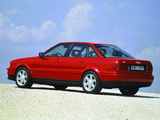 Audi S2 Sedan (8C,B4) 1993–94 images