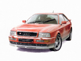 Pictures of Audi S2 Coupe UK-spec (89,8B) 1990–96