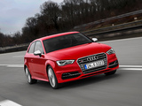 Audi S3 (8V) 2013 wallpapers
