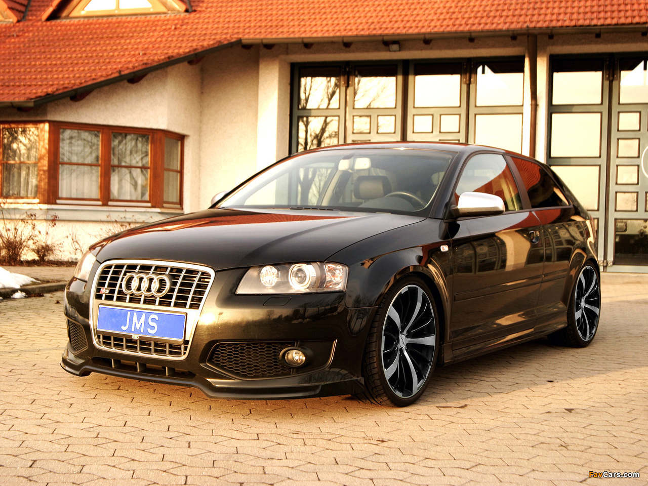 Wallpapers Of Jms Audi S3 8p 2010 1280x960