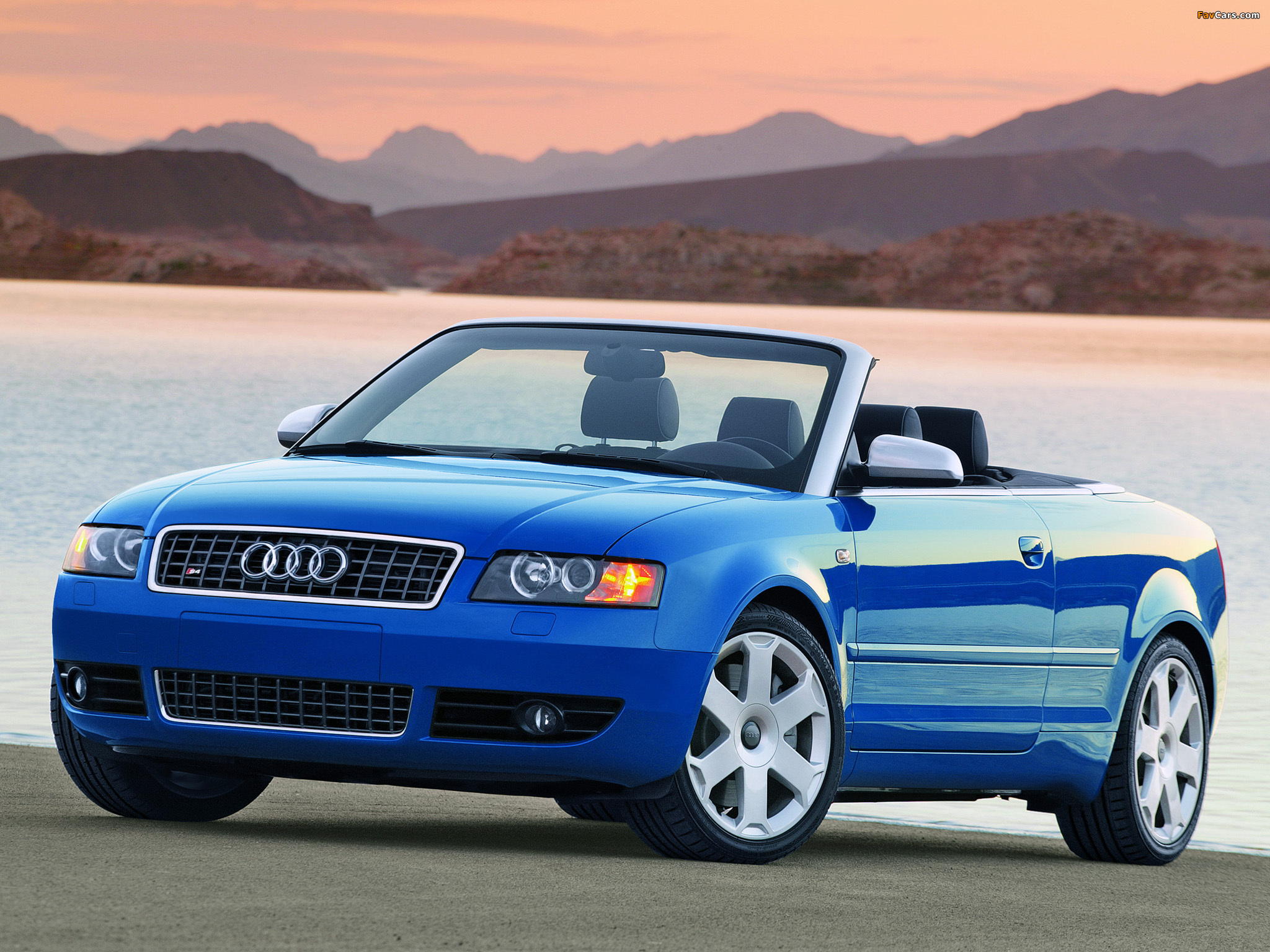 Audi S4 Cabrio Us Spec B6 8h 2002 05 Photos 2048x1536