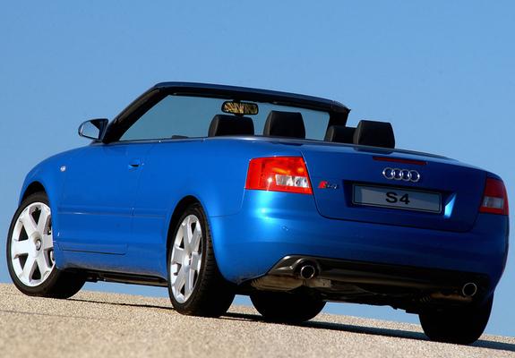 Audi S4 Cabrio Za Spec B6 8h 2002 05 Pictures 1024x768