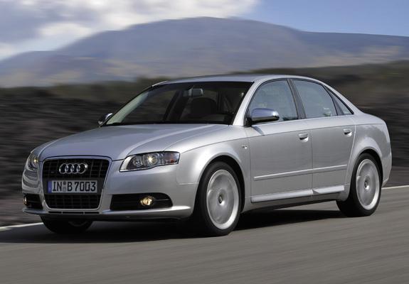 Audi S4 Sedan B7 8e 2005 07 Pictures 1600x1200