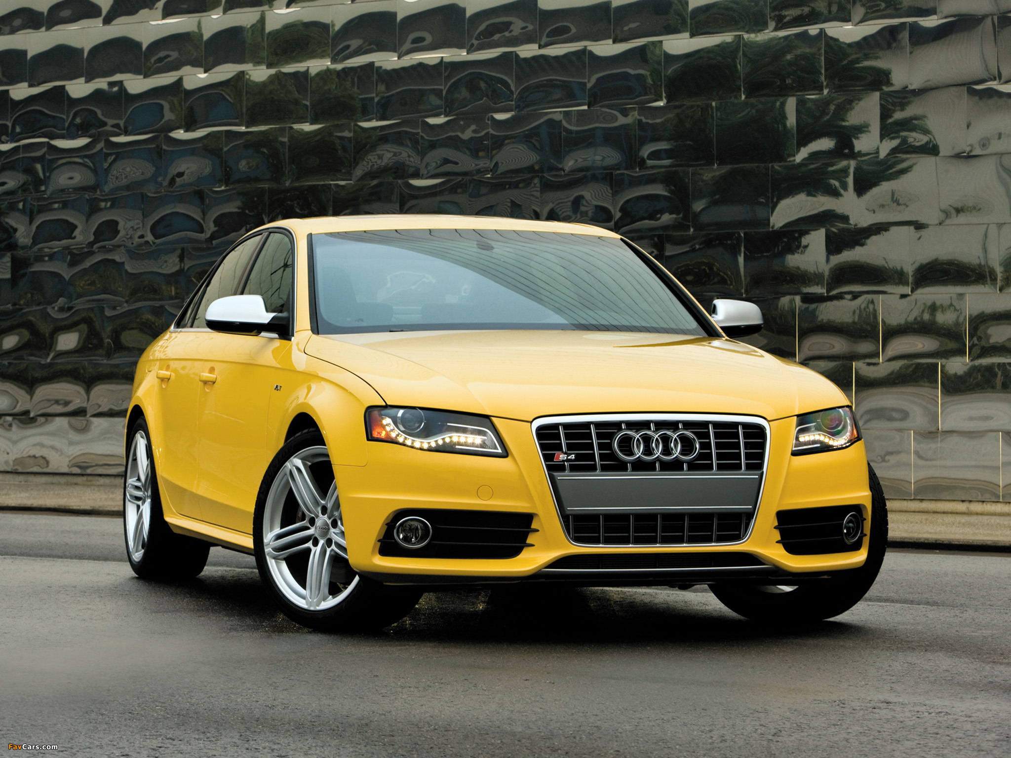 Audi S4 Sedan Us Spec B8 8k 2009 Wallpapers 2048x1536