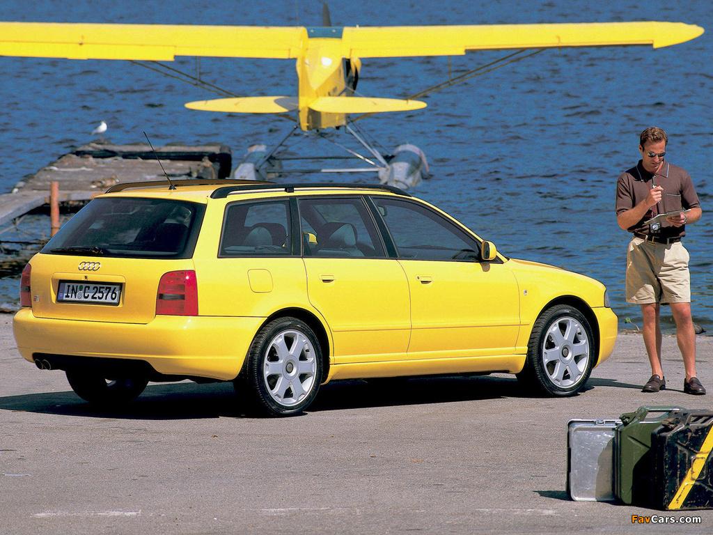 Images Of Audi S4 Avant B5 8d 1997 2002 1024x768