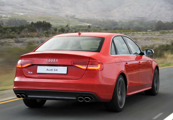 Images Of Audi S4 Sedan Za Spec B8 8k 2012 1280x960