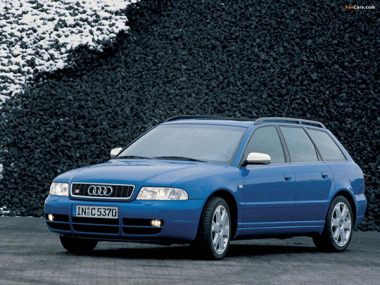 Wallpapers Of Audi S4 Avant B5 8d 1997 2002 1280x960
