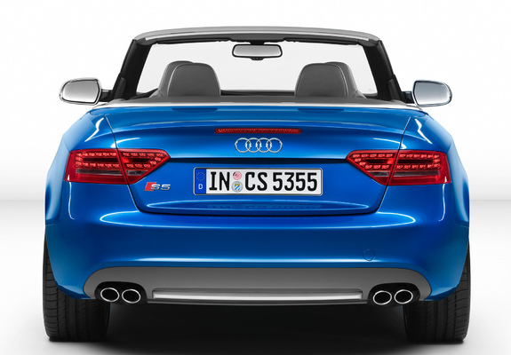 Audi S5 Cabriolet 2009 11 Wallpapers 2048x1536