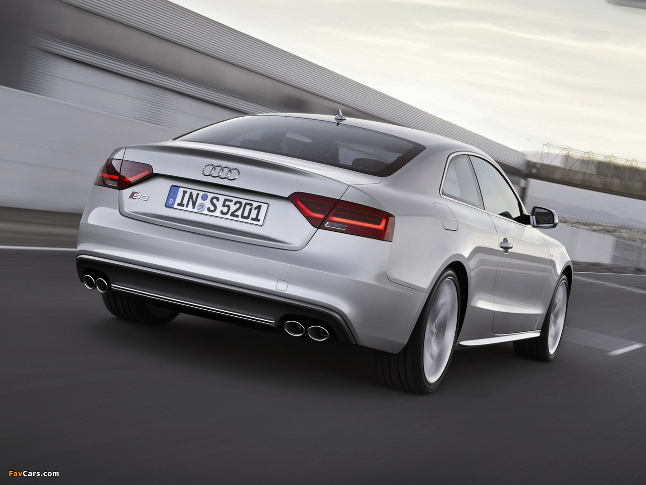 Audi S5 Coupe 2011 Images 1280x960