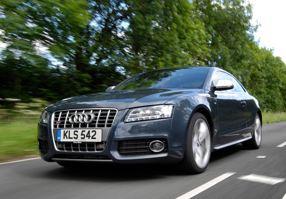Wallpapers Of Audi S5 Coupe Uk Spec 2008 11 2048x1536