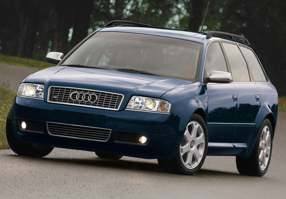 Audi S6 1999 Wallpapers 1 B