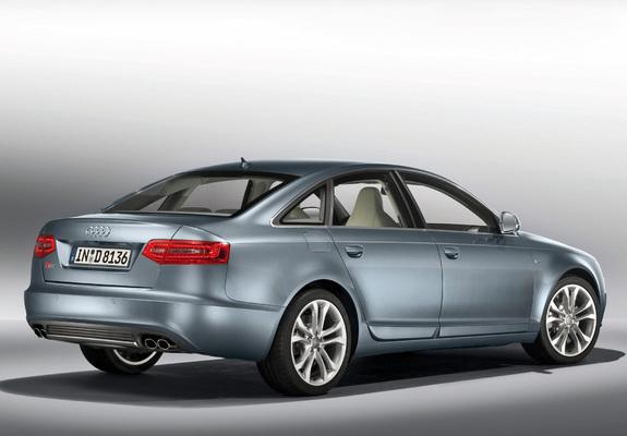 Audi S6 Sedan 4f C6 2008 Pictures 1280x960